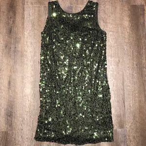 Jessica Simpson Sequence Dress